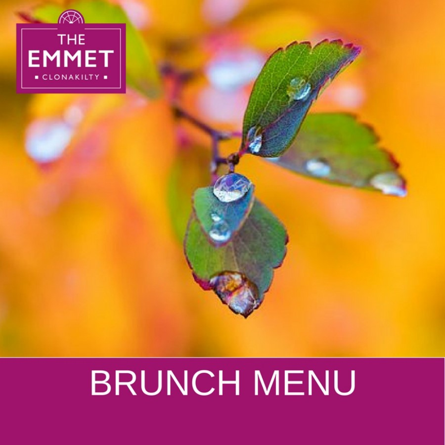 Brunch Menus